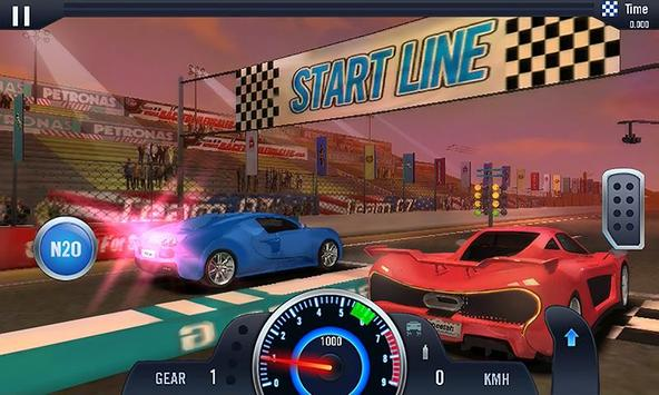 Furious Car Racing screenshot 2