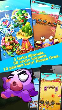 Fruit Heroes Efsanesi screenshot 1