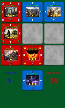 Heroes Fate Trading Card Game apk screenshot