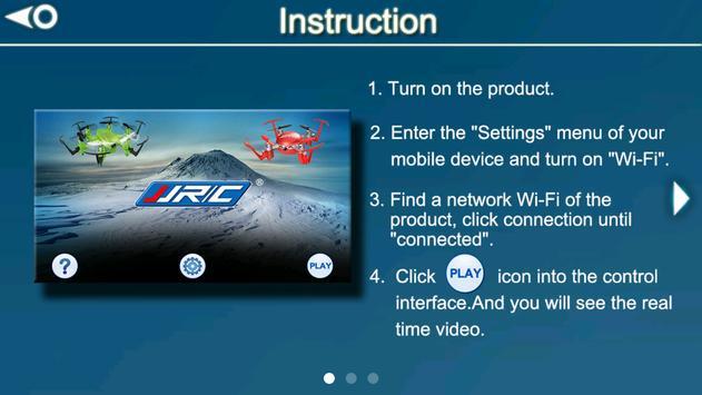 JJRC_UFO screenshot 1