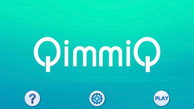 QimmiQ Ninja poster