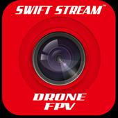 FPV Drone icon