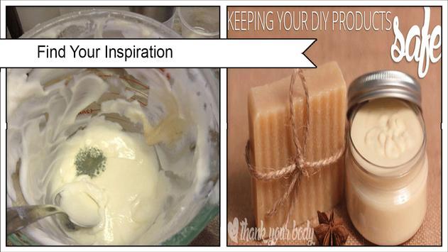 Best DIY Deodorant Body Butter poster