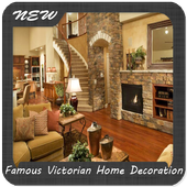 Famous Victorian Home Decoration icon