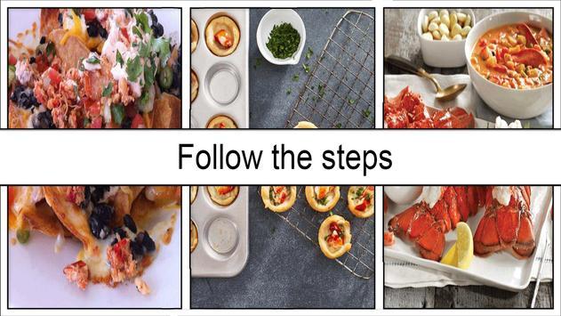 Flavorful Lobster Nachos Tutorial screenshot 4