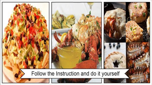 Flavorful Lobster Nachos Tutorial screenshot 2