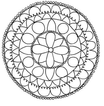 Mandala Drawing Step By Step For Android Apk Download