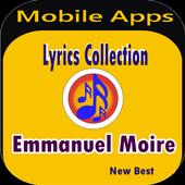Letras Emmanuel Moire icon