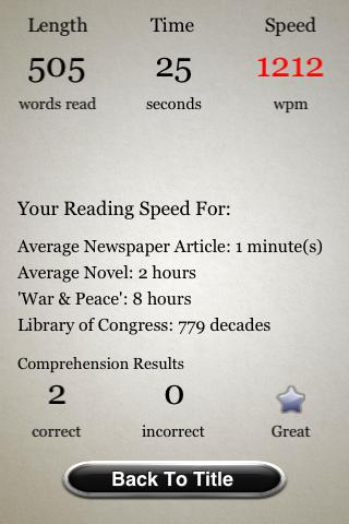 Speed Reading Trainer for Android - APK Download
