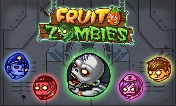 Fruit vs Zombies screenshot 1