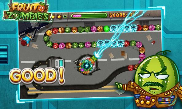Fruit vs Zombies screenshot 2