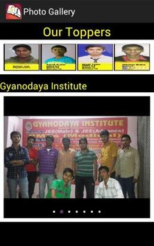 Gyanodaya Institute apk screenshot
