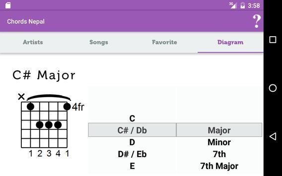 Chords Nepal screenshot 9