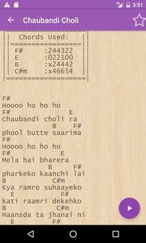 Chords Nepal screenshot 1