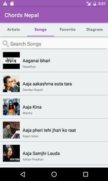 Chords Nepal screenshot 2