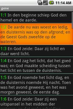 Dutch Bible Bijbel Statenverta poster