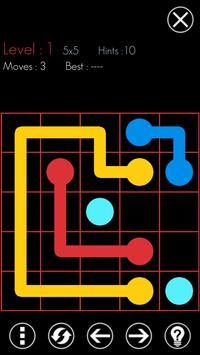 Flow: dots connect screenshot 2