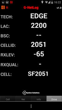 G-NetLog (trial version) screenshot 3