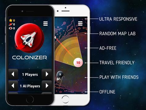 Colonizer स्क्रीनशॉट 2