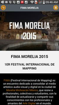 FIMA Morelia 2015 screenshot 1