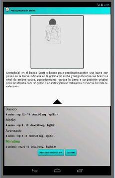 Gym Trainer apk screenshot