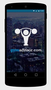 Gymadvisor - Gym Deals poster