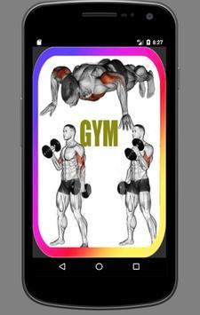 Gym Exercises Tutorial screenshot 7