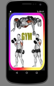 Gym Exercises Tutorial poster