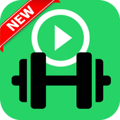 GYM Radio: workout music app, workout songs icon