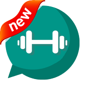 Gym Share - Shared Workout Log and Interval Timer icon