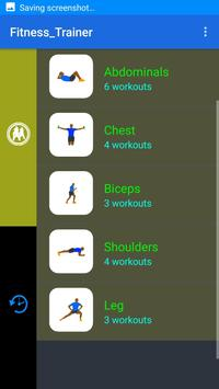 Fitness_Trainer(Gym) apk screenshot