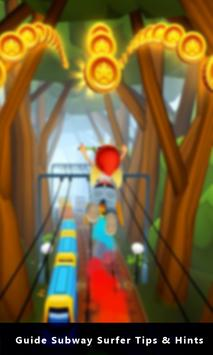Guide Subway Surfer Tips Hints poster