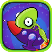 Space Geckos - Rescue Mission icon