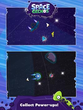 Space Geckos - Rescue Mission apk screenshot
