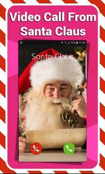 Video Call From Santa Prank screenshot 4