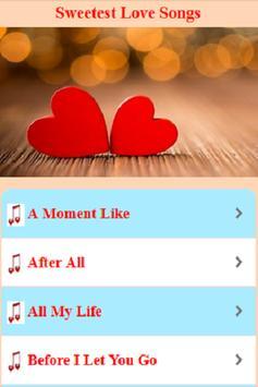 Best Love & Romantic Songs poster