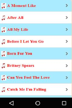 Best Love & Romantic Songs apk screenshot