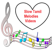 Slow Tamil Melodies Videos icon