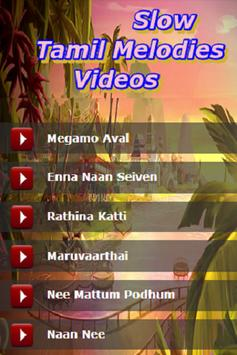 Slow Tamil Melodies Videos poster