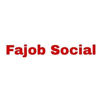 Fajob Social poster