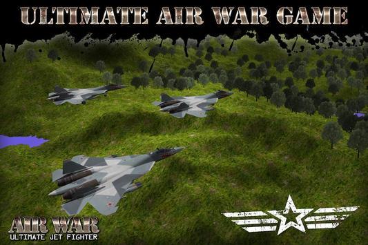Air War: Ultimate Jet Fighter screenshot 4