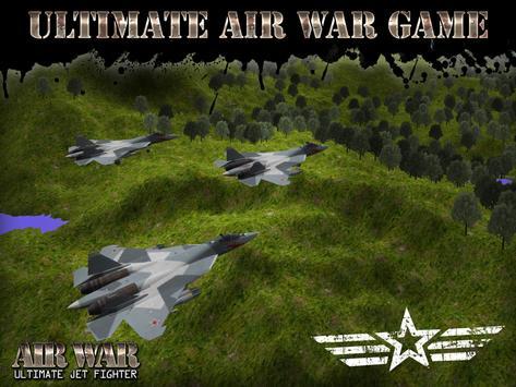 Air War: Ultimate Jet Fighter screenshot 9