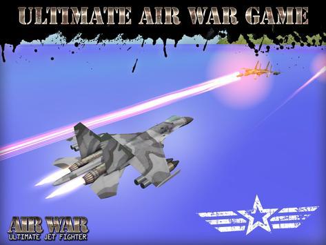 Air War: Ultimate Jet Fighter screenshot 15