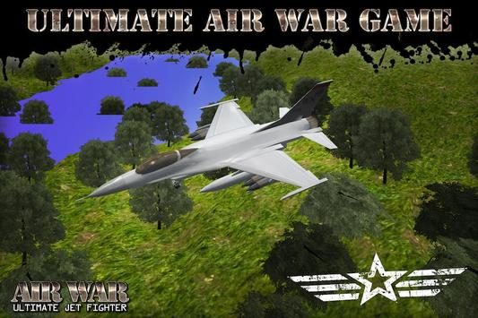 Air War: Ultimate Jet Fighter screenshot 2