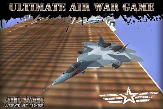 Air War: Ultimate Jet Fighter screenshot 3