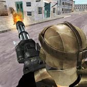 Bravo SWAT Kill Shot 3D Free icon
