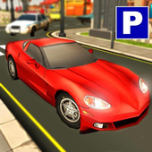Car Driving School: Parking 3D icon