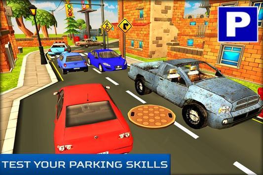 Car Driving School: Parking 3D apk screenshot