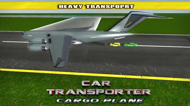 Car Transporter Cargo Plane apk screenshot