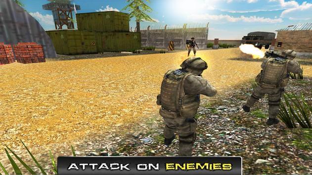 Commando Survival Shooter 3D screenshot 11